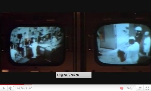 THX1138 Director's Cut VS Original