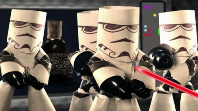 Paper Troopers